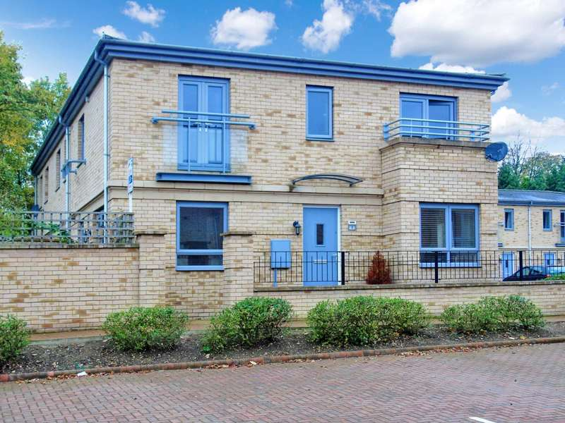 3 Bedrooms End Of Terrace House for sale in Homerton Street, Bletchley