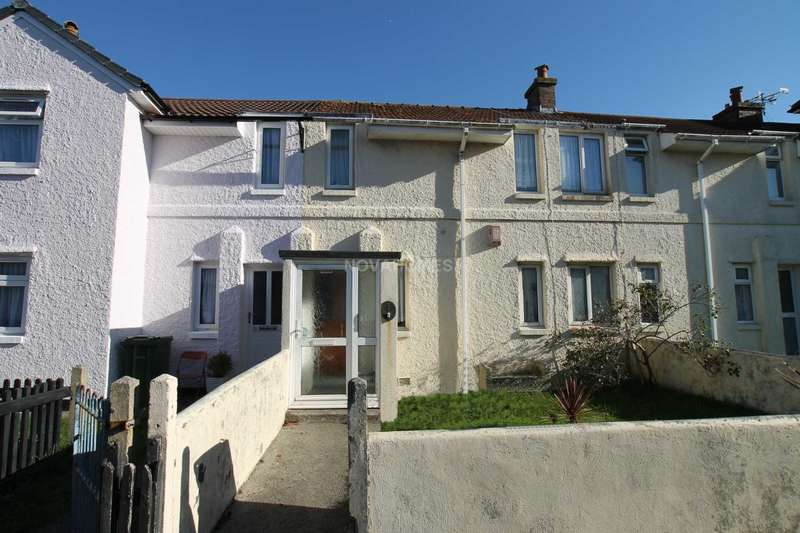 2 Bedrooms Terraced House for sale in Archway Avenue, Mount Gould, PL4 7QE