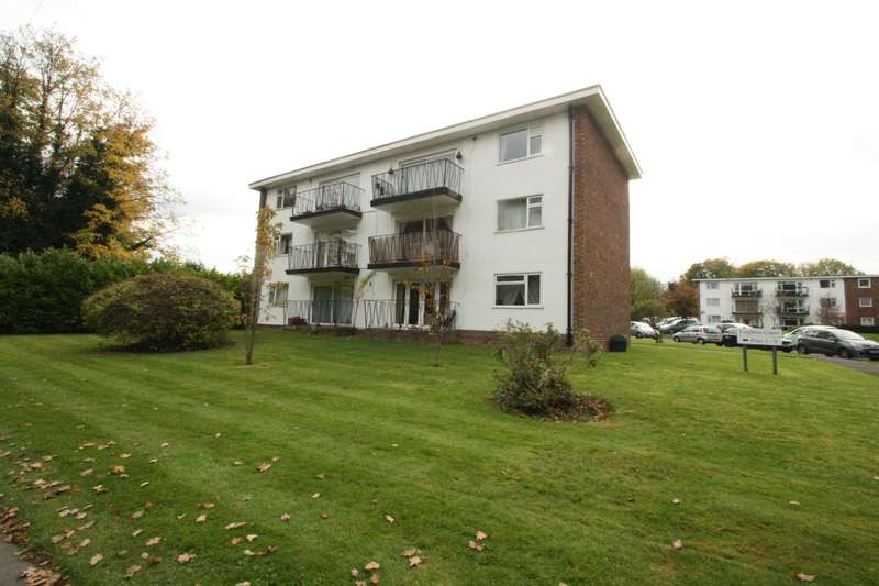 2 Bedrooms Flat for sale in Leighton Court, Pepper Lane, Earley, Reading