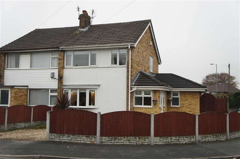 3 Bedrooms Property for sale in Hesketh Drive, Maghull, Merseyside