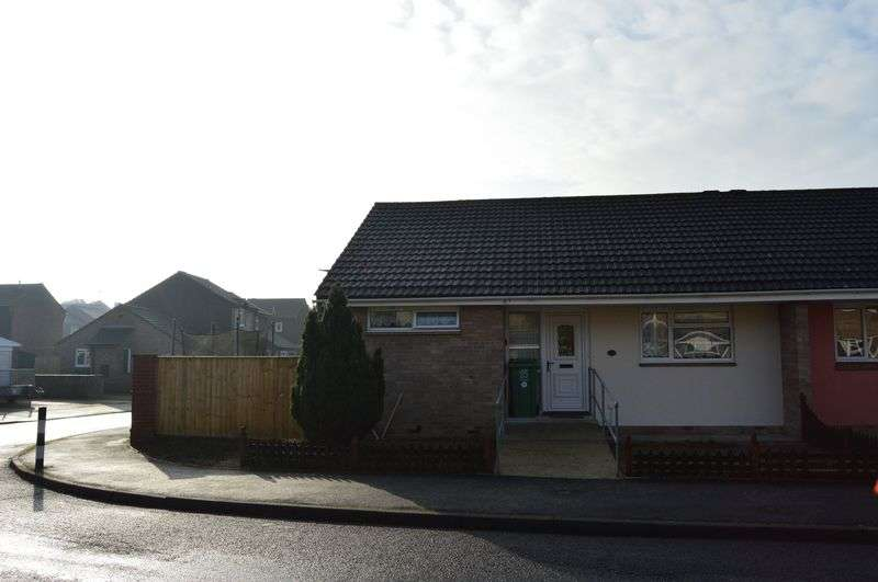 2 Bedrooms Semi Detached Bungalow for sale in Forest Hills, Newport