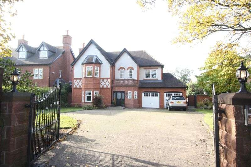 5 Bedrooms Detached House for sale in Meols Drive, Hoylake, Wirral