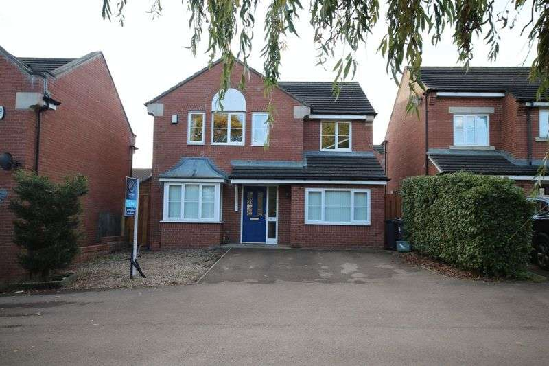 4 Bedrooms Detached House for sale in Hawthorn Drive, Newton Aycliffe