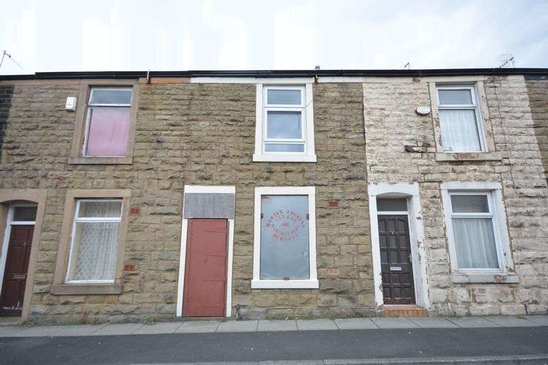 2 Bedrooms Terraced House for sale in Nelson Street, Accrington