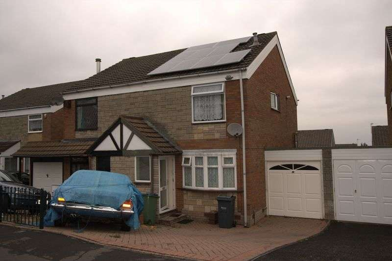 3 Bedrooms Semi Detached House for sale in Penrice Drive, Oldbury