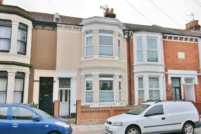 4 Bedrooms Terraced House for sale in Lawrence Road, Southsea
