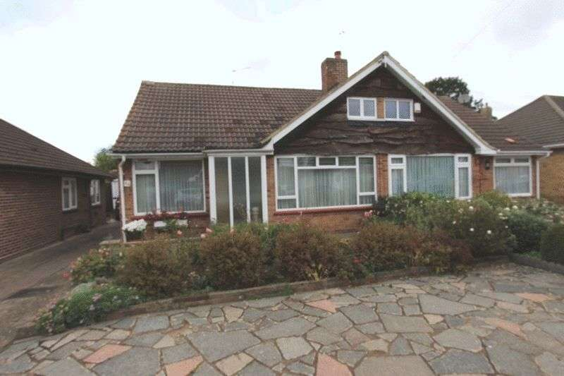 3 Bedrooms Semi Detached Bungalow for sale in Longford Gardens, Sutton, Surrey