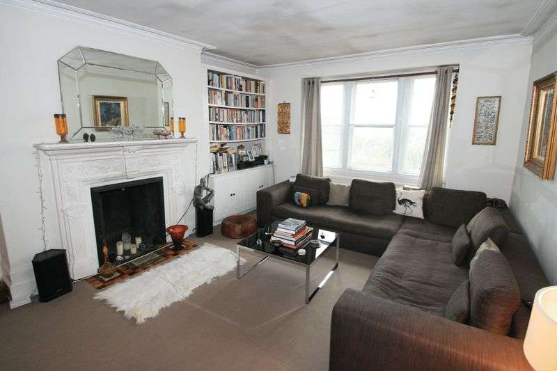 3 Bedrooms Flat for sale in COLLEGE MANSIONS, WINCHESTER AVENUE, LONDON. NW6
