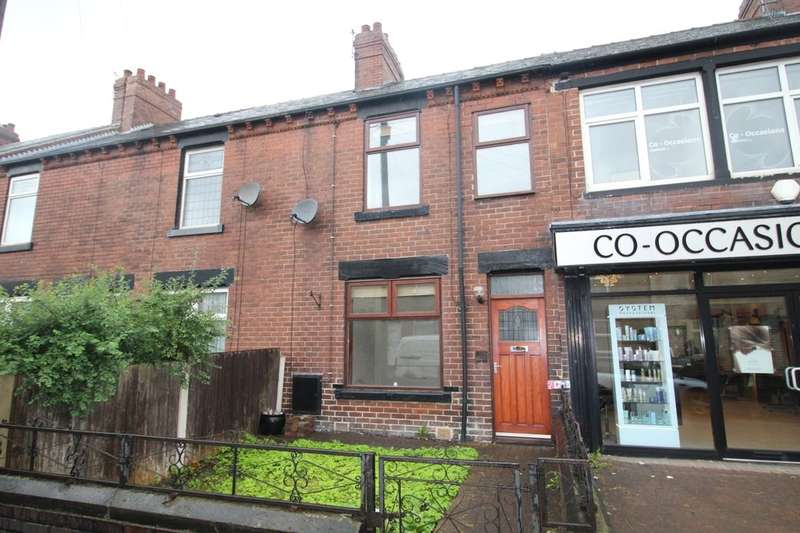 3 Bedrooms Property for sale in Pontefract Road, Cudworth, Barnsley, S72