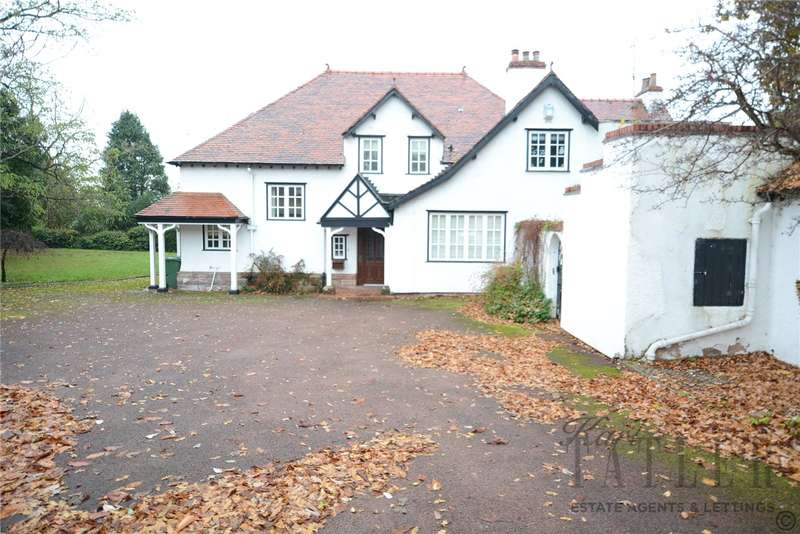 6 Bedrooms Detached House for rent in Thurstaston Road, Heswall, Wirral
