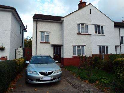3 Bedrooms Semi Detached House for sale in Ley Street, Ilford, Essex