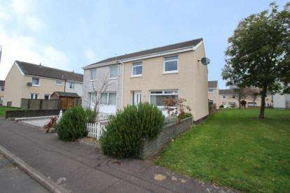 3 Bedrooms Semi Detached House for sale in Hawthorn Place, Troon