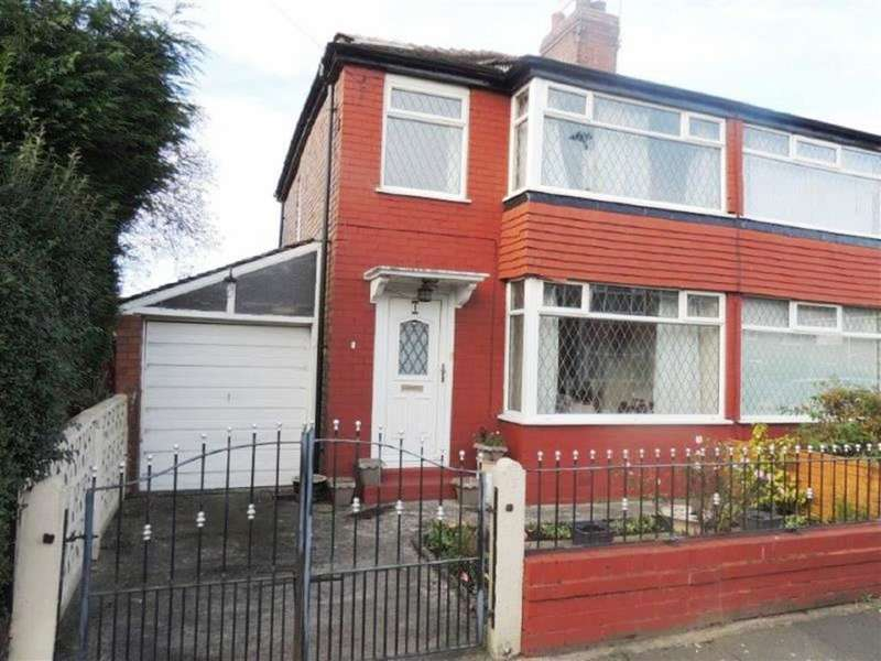 2 Bedrooms Property for sale in Cypress Road, Droylsden, Manchester