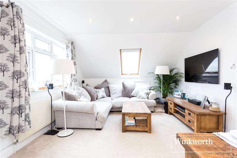 2 Bedrooms Flat for sale in Mountfield Road, Finchley, London, N3