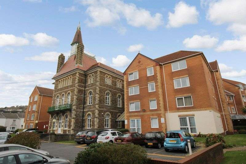 1 Bedroom Retirement Property for sale in Homegower House, Swansea, SA1 4DL
