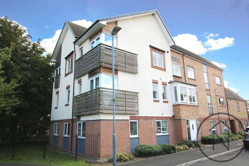 2 Bedrooms Flat for sale in Hawkshead Place, Newton Aycliffe