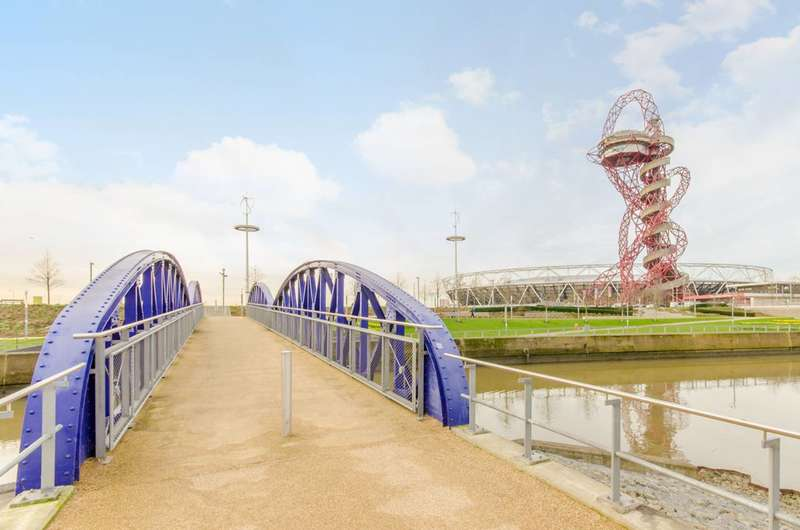 2 Bedrooms Flat for sale in Sky View Tower, Stratford, E15