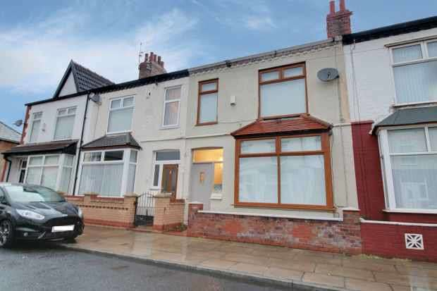 3 Bedrooms Terraced House for sale in Montrose Road, Liverpool, Merseyside, L13 8DR