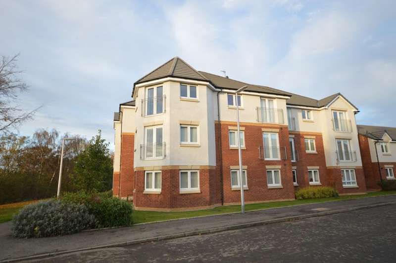2 Bedrooms Flat for sale in Mcdonald Street, Dunfermline, KY11