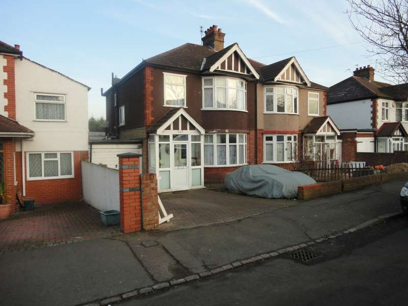 4 Bedrooms Semi Detached House for sale in Wood Lane, Isleworth, TW7