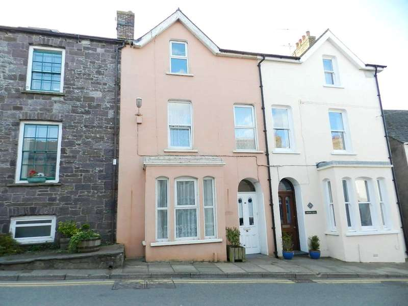 4 Bedrooms Terraced House for sale in Goat Street, St. Davids, Haverfordwest
