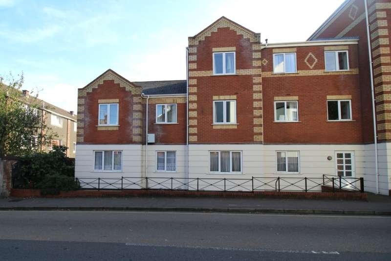 1 Bedroom Flat for sale in Kingsgate Pennsylvania Road, Exeter, EX4