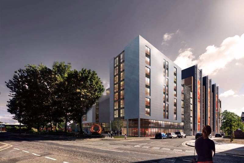 1 Bedroom Apartment Flat for sale in Berry House - Phase 2