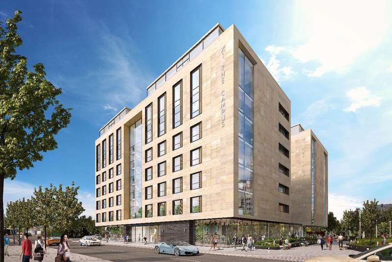 Studio Flat for sale in X1 The Campus