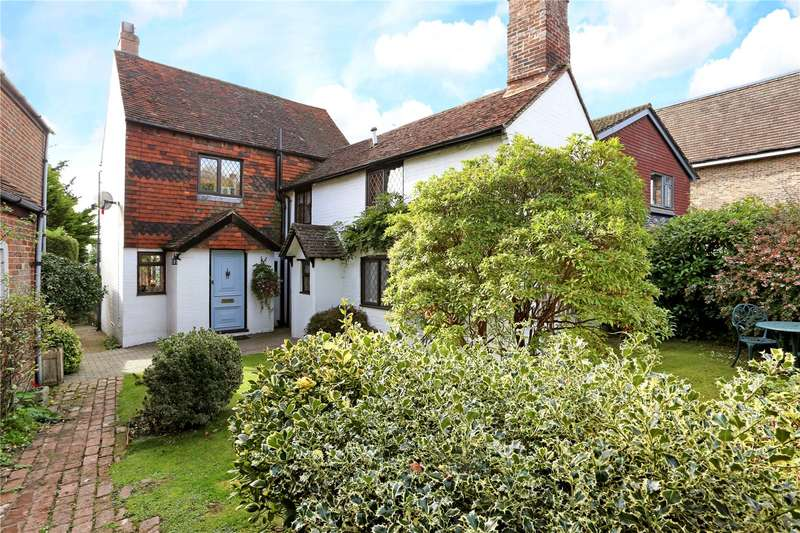 4 Bedrooms Detached House for sale in Lower Street, Pulborough, West Sussex, RH20