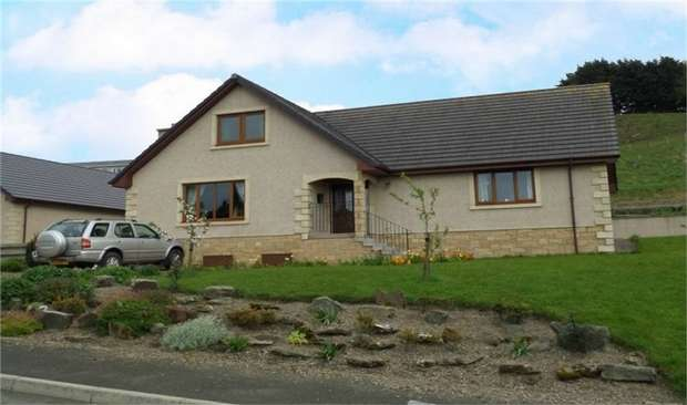 5 Bedrooms Detached House for sale in Longbaulk Road, Hawick, Scottish Borders