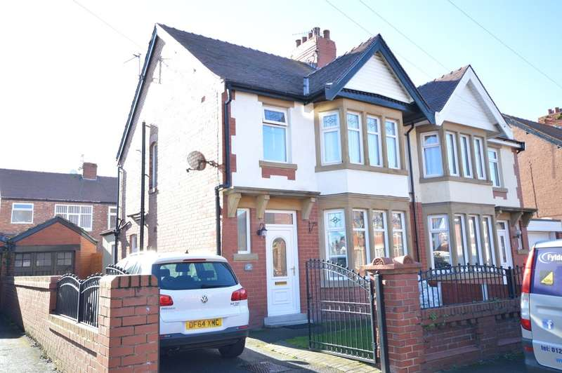3 Bedrooms Semi Detached House for sale in Primrose Avenue, South Shore