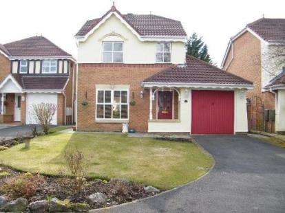 3 Bedrooms Detached House for sale in Smallbridge Close, Worsley, Manchester, Greater Manchester