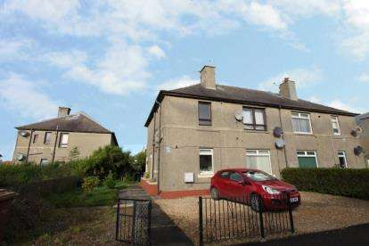 2 Bedrooms Flat for sale in Burngrange Cottages, West Calder