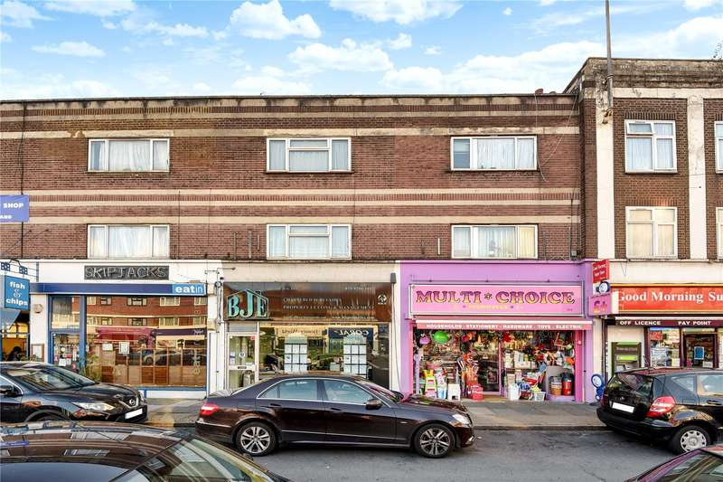 2 Bedrooms Apartment Flat for sale in Streatfield Road, Harrow, Middlesex, HA3