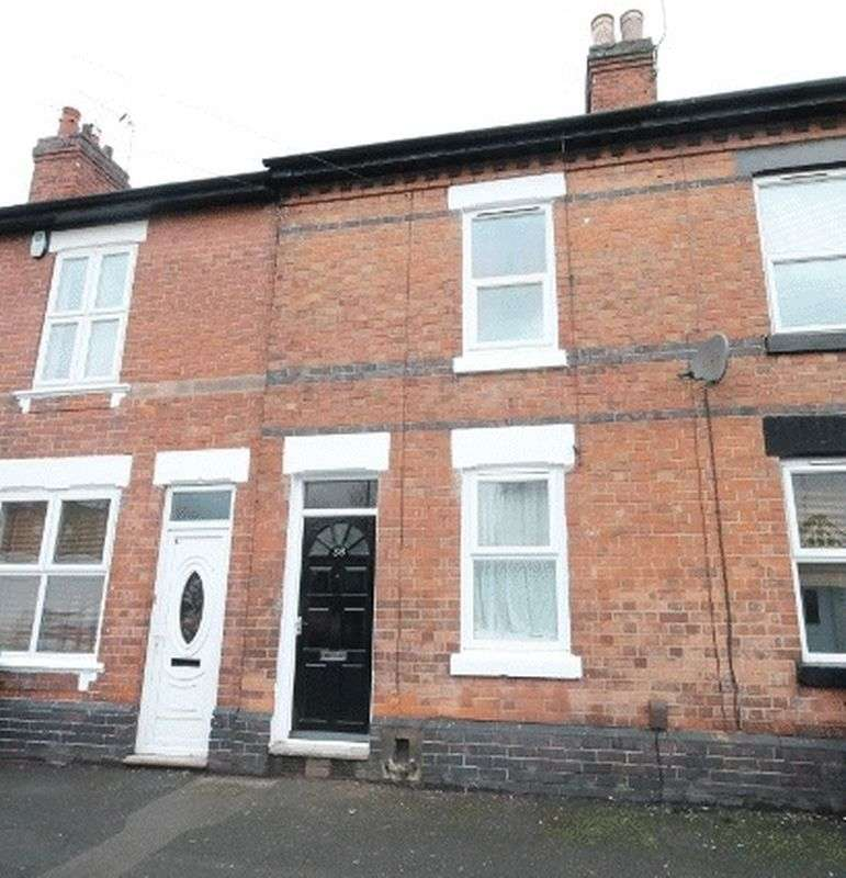 2 Bedrooms Terraced House for sale in SOUTHWOOD STREET
