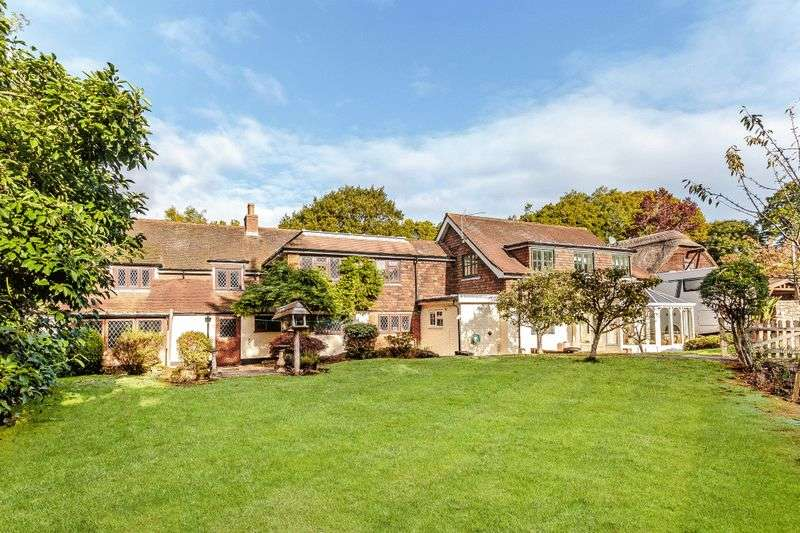 8 Bedrooms Detached House for sale in Burley, New Forest National Park, BH24