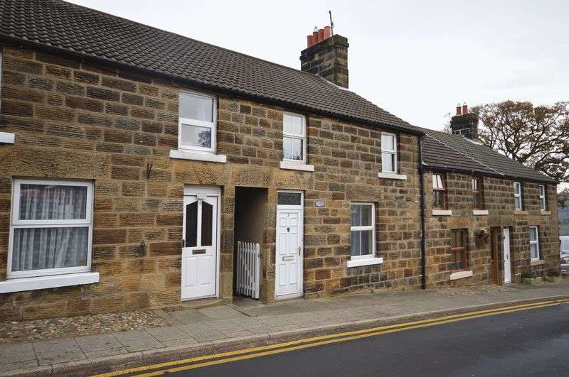 3 Bedrooms Cottage House for sale in High Terrace, Whitby