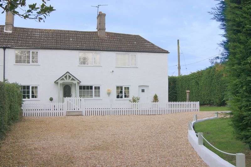 3 Bedrooms Semi Detached House for sale in Allington Lane, Foston