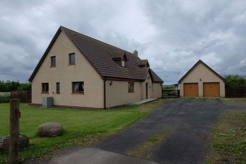3 Bedrooms Detached House for sale in Watten, Wick