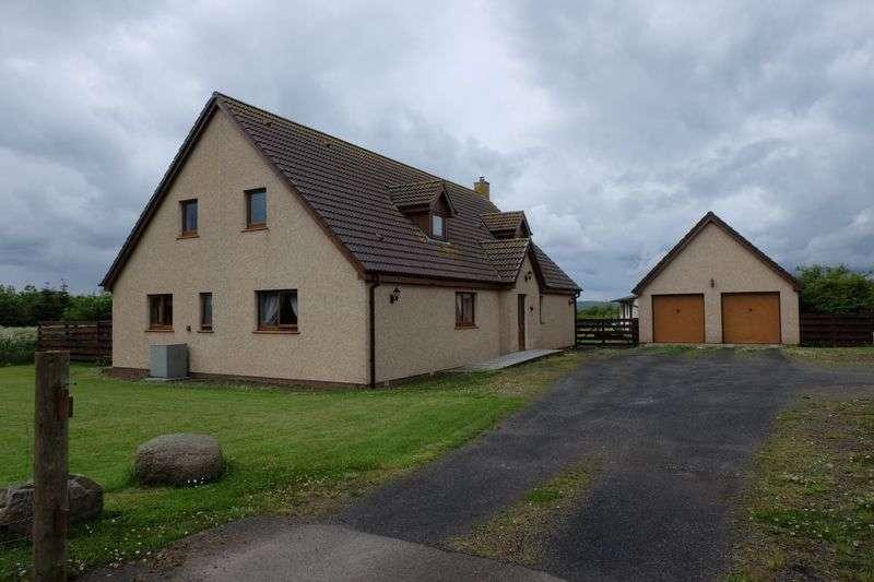 3 Bedrooms Detached House for sale in Watten, Wick