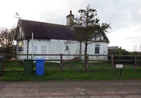 2 Bedrooms Detached Bungalow for sale in Wash Road, Boston, Lincolnshire, PE20 2DJ