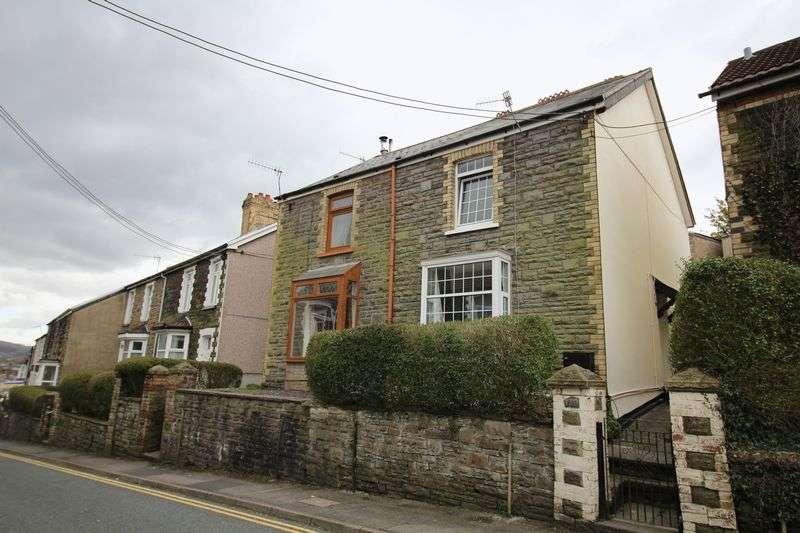 2 Bedrooms Semi Detached House for sale in Wood Road, Treforest, Pontypridd, CF37 1RQ