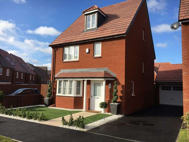 4 Bedrooms Detached House for sale in Eglantyne Avenue, Tadpole Garden Village