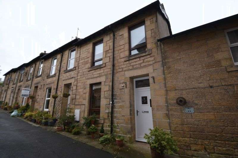 2 Bedrooms Terraced House for sale in Armstrong Place, Alnwick