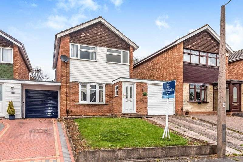 3 Bedrooms House for sale in Rambleford Way, Stafford ST16