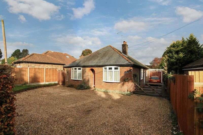 4 Bedrooms Detached Bungalow for sale in St Leonards