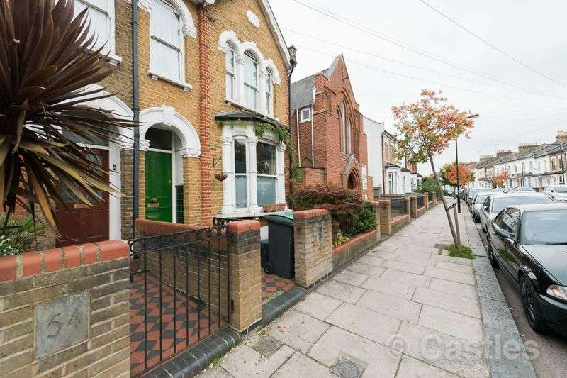 4 Bedrooms Terraced House for sale in Park Ridings N8