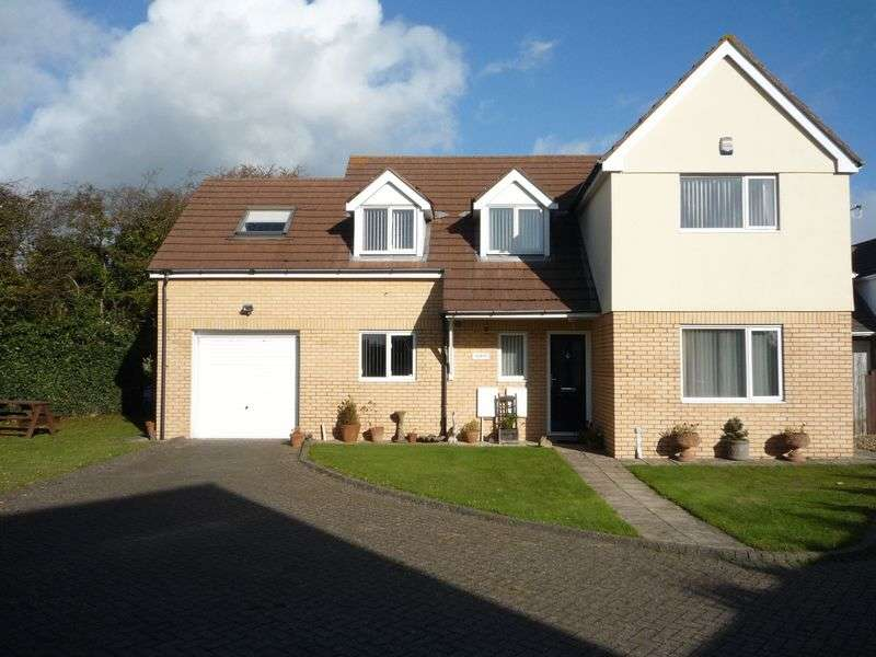4 Bedrooms Detached House for sale in Fonmon Road, Rhoose