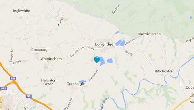4 Bedrooms Detached House for sale in NEW BUILD Preston Road, Longridge, Preston, PR3