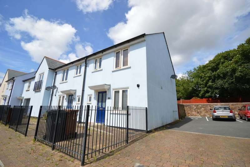 2 Bedrooms Property for sale in Carrolls Way, Plymouth, PL9